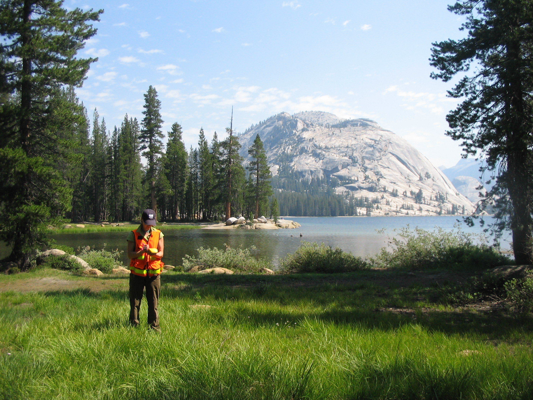 Herrera Environmental Consultants Yosemite National Park