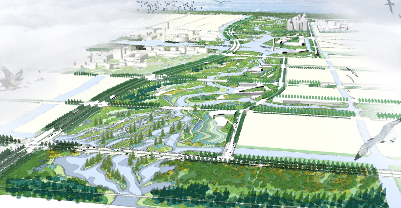 Herrera Environmental Consultants Ningbo Eco Corridor